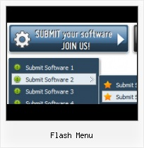 Flash Menu Creation Flash Image Overlap Menu